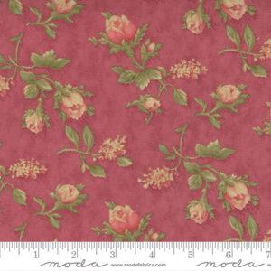 Threads That Bind By Blackbird Designs For Moda - Rose