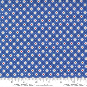 30\'s Playtime By Chloe\'s Closet For Moda - Bluebell