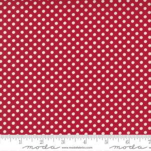 30\'s Playtime By Chloe\'s Closet For Moda - Scarlet