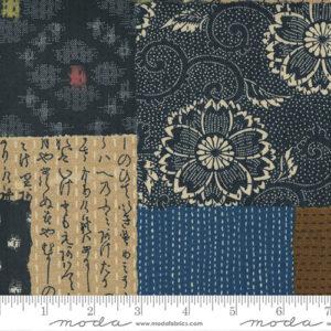 Yukata By Debbie Maddy For Moda - Multi