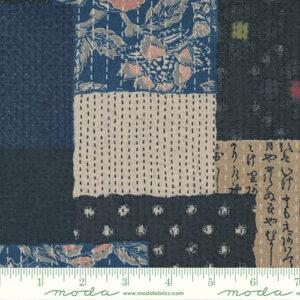 Yukata Mochi Linen By Debbie Maddy For Moda - Doro