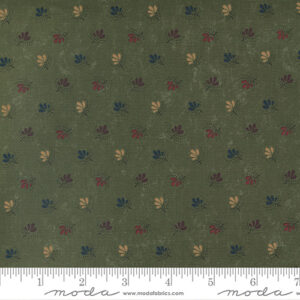 Maple Hill By Kansas Troubles For Moda - Blue Spruce