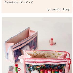 Inside Outside Pouch Pattern By Aneela Hoey For Moda - Min. Of 3