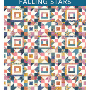 Falling Stars Pattern By Crystal Manning For Moda - Min. Of 3