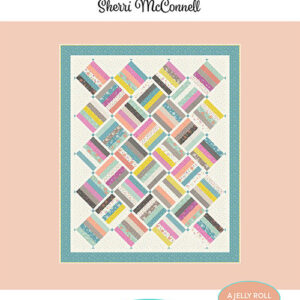 Dreamin\' Pattern By Qilting Life Designs For Moda - Min. Of 3