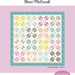 Sand Castles Pattern By Qilting Life Designs For Moda - Min. Of 3