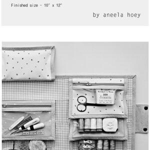 Flip Pocket Folio Pattern By Aneela Hoey For Moda - Min. Of 3