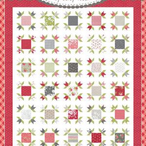 Rosebud Waltz Pattern By Corey Yoder For Moda - Min. Of 3