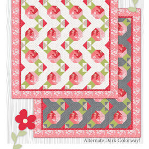 Posy Pops Pattern By The Quilt Factory For Moda - Min. Of 3