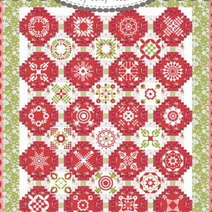 Simply Beautiful Pattern By Corey Yoder For Moda - Min. Of 3