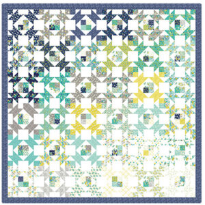 Canopy Pattern By Clark Street Quilts For Moda - Min. Of 3