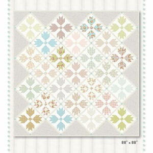 Lily Corners Pattern By Acorn Quilt & Gift Company For Moda - Min. Of 3