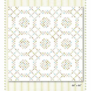 Serenity Pattern By Acorn Quilt & Gift Company For Moda - Min. Of 3