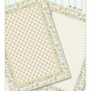 The Picnic Pattern By Acorn Quilt & Gift Company For Moda - Min. Of 3