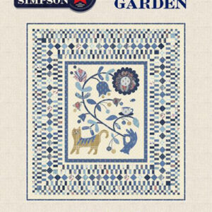 In The Garden Pattern By Minick & Simpson For Moda - Min. Of 3