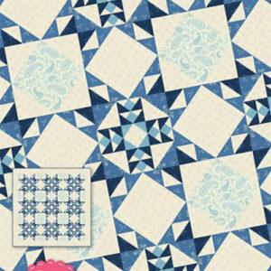 Zurich Pattern By It\'s Sew Emma For Moda - Min. Of 3