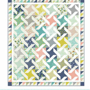 Spring Migration Pattern By Clark Street Quilt For Moda - Min. Of 3