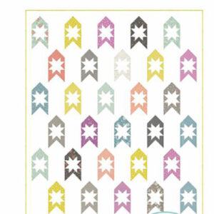 Summertime Pattern By Chelsi Stratton Design For Moda - Min. Of 3