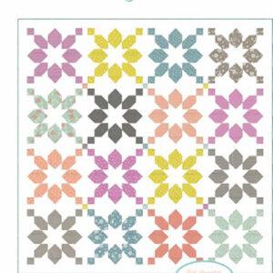 Magnolia Pattern By Chelsi Stratton Design For Moda - Min. Of 3