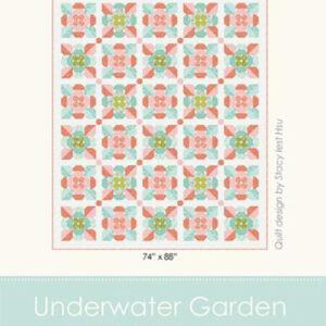 Underwater Garden Pattern By Stacy Iest Hsu For Moda - Min. Of 3