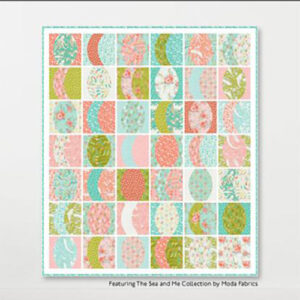 Bubble Netting Pattern By Crabtree Arts Collective For Moda - Min. Of 3