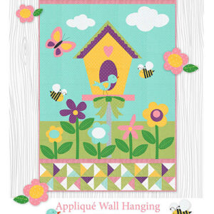 Hello Spring Pattern By The Quilt Factory For Moda - Min. Of 3