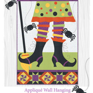 Witch Please Pattern By The Quilt Factory For Moda - Min. Of 3