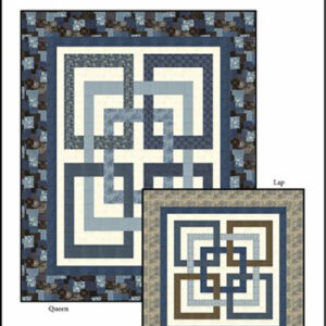Josephine\'s Knot Pattern By Calico Carrige Quilt Designs For Moda - Min. Of 3