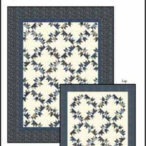 Swallows Pattern By Calico Carrige Quilt Designs For Moda - Min. Of 3