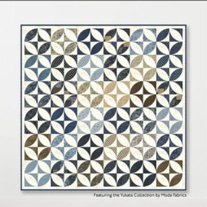 Tokyo Bay Pattern By Crabtree Arts Collective For Moda - Min. Of 3