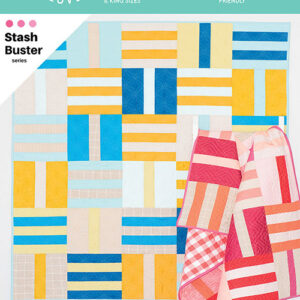 Fat Querter Dash Pattern By Emily Dennis Quilty For Moda - Minimum Of 3