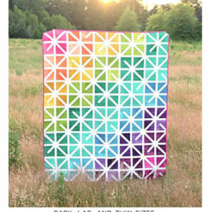 The Zola Quilt Pattern By Kitchen Table Quilt For Moda - Minimum Of 3