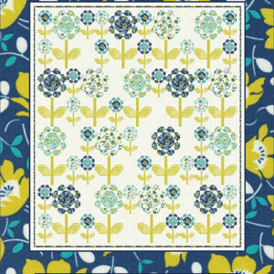Country Garden Pattern By Coach House Desing - Minimum Of 3