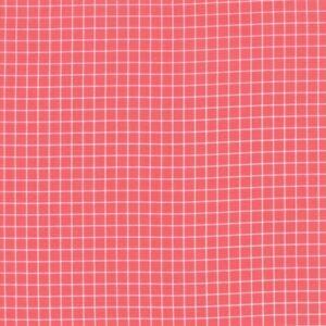 Grid By Kimberly Kight Of Ruby Star Society For Moda - Strawberry