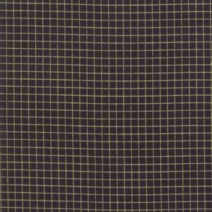 Grid By Kimberly Kight Of Ruby Star Society For Moda - Black Gold