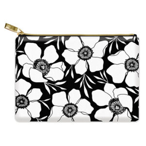 Glam Bag Moody Floral By Alli K Design For Moda - Multiple Of 6