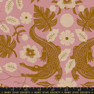 Florida Volume 2 By Sarah Watts Of Ruby Star Society For Moda - Canvas - Lavender