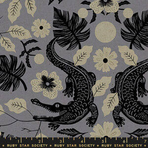 Florida Volume 2 By Sarah Watts Of Ruby Star Society For Moda - Canvas  - Cloud