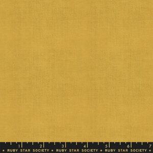 Warp Weft Honey Wovens By Alexia Abegg Of Ruby Star Society For Moda - Goldenrod