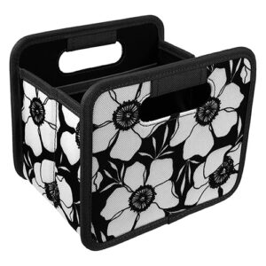 Foldabable Mini Box Moody Floral By Alli K Design For Moda - Multiple Of 5